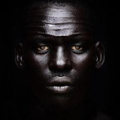Nuer guy from western sudan / africa, via Flickr.