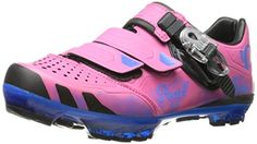 Pearl Izumi  Ride Womens W Xproject 20 Cycling ShoePinkDazzling Blue36 EU52 D US * Continue to the product at the image link.