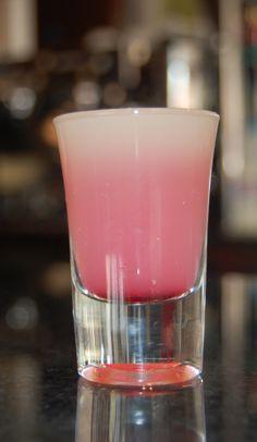 Raspberry Ruffle -     Smirnoff, Chambord, Cranberry Juice, shaken over ice