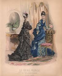 Resultado de imagen de journal des dames 1874
