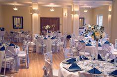 Reception at Monte Cristo Ballroom in Everett, WA.