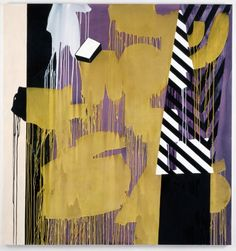 Moving Image: Charline von Heyl's Abstract Paintings Go on Display