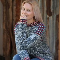 Knitting Machine Patterns, Fair Isles, Fair Isle Pattern, Fair Isle Knitting, Knitting Designs, Color Combinations, Free Pattern, Knit Crochet, Cardigans