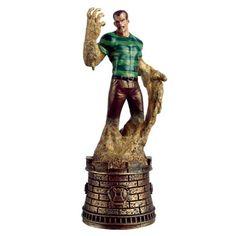 JMD Toy Store - Marvel Chess Sandman Black Rook