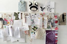 lotta-jansdotter-studio-tour-bulletin-board.jpg (590×393)