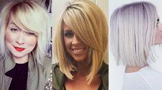 Auf der Suche nach einer mittellangen blonden Frisur? Dann schau Dir diese 12 attraktiven und inspirierenden Bilder an!