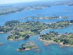 Photo aérienne de Ile de Bréhat - Côtes-d'Armor (22)