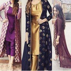 Shrug for dresses - For More Details Watsapp Us on 8860500976 or DM Us Pakistani Formal Dresses, Indian Gowns Dresses, Pakistani Dress Design, Pakistani Outfits, Indian Outfits, Designer Party Wear Dresses, Kurti Designs Party Wear, Dress Designs, Stylish Dresses