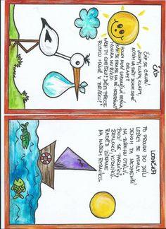 Básničky Montessori, Language, Comics, Literatura, Languages, Cartoons, Comic, Comics And Cartoons, Comic Books