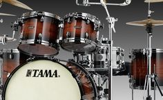 Starclassic Bubinga | TAMA Drums