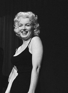 Marilyn at the Newspaper Public Convention (aka Banshee Luncheon), at the Waldorf Astoria Hotel, NYC, April 26th 1955.