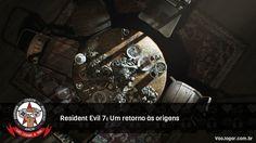 Agora falando de zumbis de uma maneira um pouco mais séria (?), é a vez da Angela trazer a sua análise sobre Resident Evil 7, o mais novo episódio da série que tem como missão trazer de volta todo o clima de tensão dos primeiros títulos.  #Analise #Review #PlayStation4 #PS4 #Windows #XboxOne #ResidentEvil #ResidentEvil7 #VaoJogar #VideoGames #Games