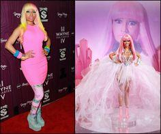 Nicki Minaj Barbie Doll Celebrity Dolls