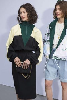 Lacoste, Spring-Summer 2018, Paris, Womenswear