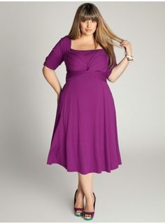 Tiffany Dress in Orchid - It's even named after me!