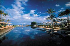 Four Seasons Hualalai Infinity Pool