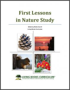Free Homeschool Curriculum: First Lessons in Nature Study