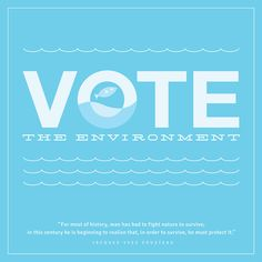 Vote for the Oceans by Jon Briggs