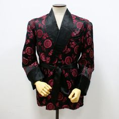 Asian Smoking Jacket