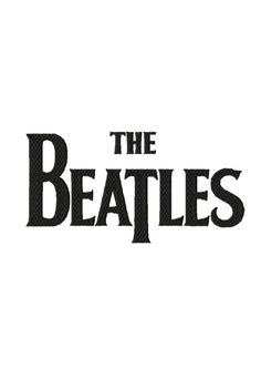 THE BEATLES Logo 3 sizes Solid Fill Machine Embroidery DESIGN No.. 570 by HippityHopEmbroidery on Etsy https://www.etsy.com/listing/263452866/the-beatles-logo-3-sizes-solid-fill