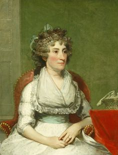 Catherine Yates Pollock Mrs George Pollock 1794 Greeting Card for Sale by Stuart Gilbert Portraits, Portrait Art, Early American, American Women, Gilbert Stuart, National Gallery Of Art, Woman Painting, American Artists, Great Artists