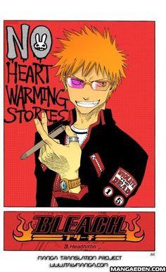 Manga Bleach - Chapter 3 - Page 0