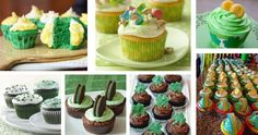 St. Patrick's Day Cupcakes from Parenting.com!