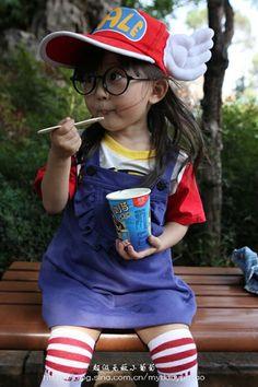 ¡Arale! :) | Disfraz infantil