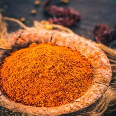 - Tikka Masala Spice Mix -