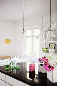 Interiors: Bright Beautiful House! | Art And Chic