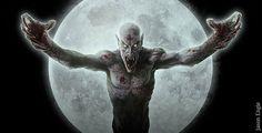 Vampiro - Seres Mitológicos y Fantásticos