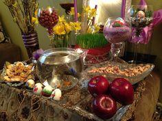 #persian new year # haft seen  1392 Norouz