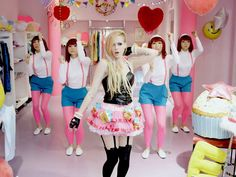 """With """"Hello Kitty"""" #AvrilLavigne is in a race to the bottom. We dissect the lyrics of her controversial #kawaii Japanese ode."""