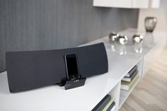 Logitech UE Air Speaker - Nouvelle enceinte AirPlay avec dock iPhone/iPad/iPodTouch