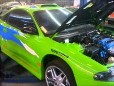 http://strictlyforeign.biz/ The Fast And The Furious / Mitsubishi Eclipse Tuning