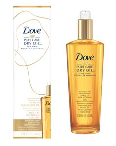 I'm learning all about Dove Pure Care Dry Oil Nourishing Treatment at @Influenster! @ViveMejor