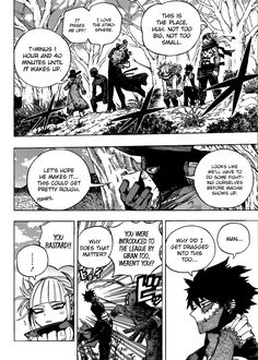 Boku No Hero Academia Chapter 224 Read Online - Read Boku No Hero Academia Manga Online