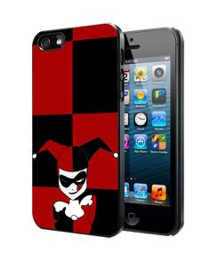 Joker Red Samsung Galaxy S3 S4 S5 Note 3 Case, Iphone 4 4S 5 5S 5C Case, Ipod Touch 4 5 Case