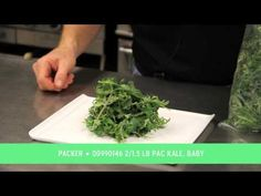 Nicholas and Company - Baby Kale Mix from Taylor Farms