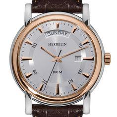Michel Herbelin watch: Classique 18643/TR11MA