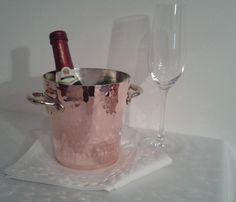 Kühler Ø 16 cm, für kleine Flaschen/Piccolos. Höhe 14 cm