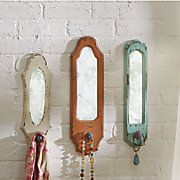 set of 3 accent mirrors