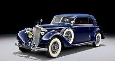 1938 Mercedes-Benz Typ 320  - 320 Cabriolet B