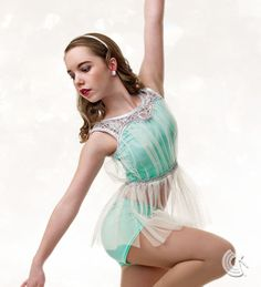 Curtain Call Costumes® - Spellbound Contemporary dance costume