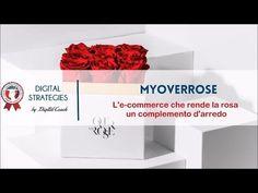 MyOverRose è il primo eCommerce italiano che vende fiori. I segreti del suo successo? Social e contenuti visual! Leggi l'intervista al creatore del progetto