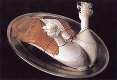 My nursemaid 1936 by Meret Oppenheim