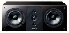 Sony SS-NA8ES - Dwudrożny głośnik centralny zawierający 5 jednostek głośnikowych: trzy wysokotonowe idwie niskotonowe. http://www.sony.pl/product/hcs-home-cinema-speaker/ss-na8es