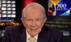 Pat Robertson Says Trump Grabbing Women 'By The P*ssy' Without Permission is 'Macho'