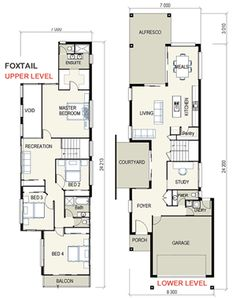 Good Dual Occupancy House Plans   Google Search