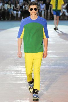 Antonio Marras Spring 2015 Menswear Fashion Show Antonio Marras, High Fashion Men, Fashion Brand, Fashion Show, Mens Fashion, Milan Fashion, Fashion Killa, Vogue Paris, Gq